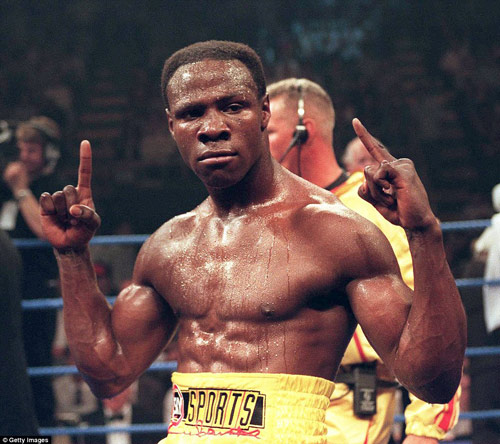 Q28 When appearing as a guest presenter on Top of the Pops in 1996 which middleweight boxer struggled with counting down the Top Ten especially... when he got to number six, Cecilia by Suggs? Chris Eubank