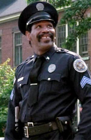 Q36 Actor Bubba Smith played which character in Police Academy? (Moses) Hightower