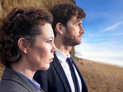 Q32. Alec Hardy is one of the principal characters in which ITV Series? Broadchurch