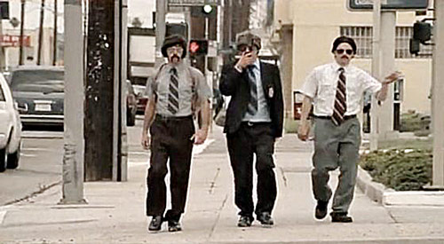 Q17 Sabotage was a guitar based hip hop top twenty hit for which New York trio in the mid nineties? The Beastie Boys