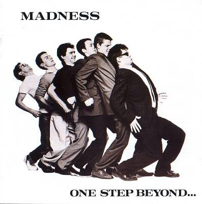Q12 Hey you, don't watch that watch this! This is the heavy heavy monster sound... was the opening line to which 1979 ska classic? And for a bonus point, who was the lead singer of the band? One Step Beyond by Madness. The lead singer... Suggs