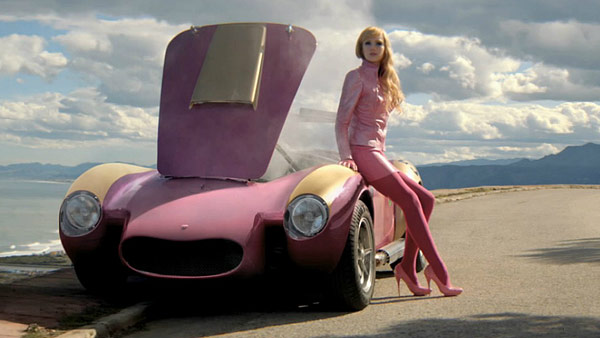 Q31 In the cartoon series Wacky Races what is the name of Penelope Pitstop's car? Compact Pussycat