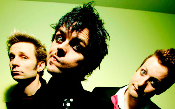 Q13 Which Californian Punk Bands name is an American reference to spending a day smoking weed? Green Day