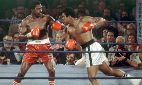 Q30 Which American ex-convict did Muhammad Ali beat by technical knockout in 1975 to retain his World Heavyweight crown? Ron Lyle