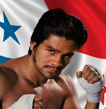 Q24 Roberto Duran, Panama's finest boxer, branched out into acting during the late seventies. In which movie did he pop up as a sparring partner for the lead character? Rocky II