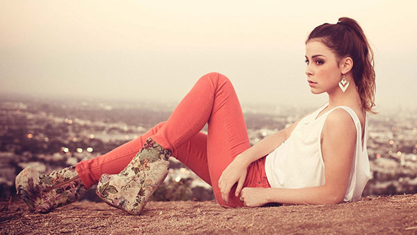Q13 In 2010, Lena Meyer-Landrut won the Eurovision Song Contest with a dreadful tune entitled Satellite. Which country was she representing? Germany