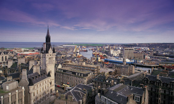 Q3 Which Scottish city has the nickname The Granite City? Aberdeen