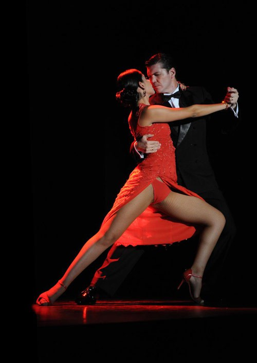 Q3 From South American country did the Ballroom Tango originate? Argentina