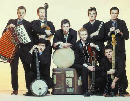 Q20 The Pogues took their name from the Irish slang phrase póg mo thóin (pogue mahone). What is the meaning of the phrase? Kiss my arse