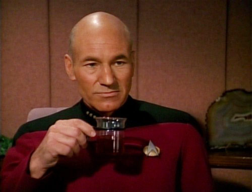 Q32 In Star Trek the Next Generation what is Captain Picard's tea of choice? Earl Grey Hot