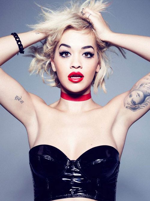 Q13 Which British female singer with three UK Charts number one singles to date has just been announced as one of the new judges on 2015s X-Factor? Rita Ora