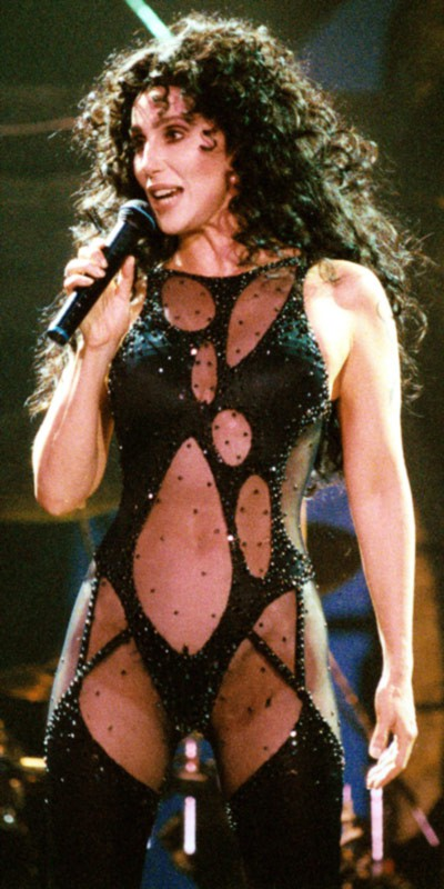 Q16 In 1999 who became the oldest woman to have a UK Number One Single? Cher, who was 52 years and 7 months when she hit the number 1 spot with Believe