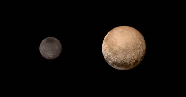 Q10. What is the name of the NASA spacecraft which sent back those stunning images of Pluto as it flew past the dwarf planet last week? New Horizons