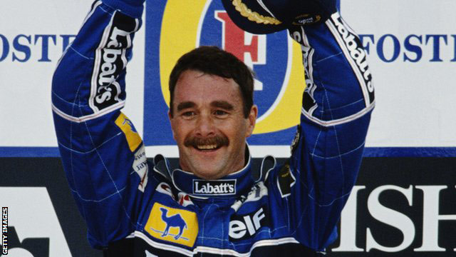 Q25. For which team did both Nigel Mansell and Damon Hill win the Formula One World Championship? Williams (1992, 1996)