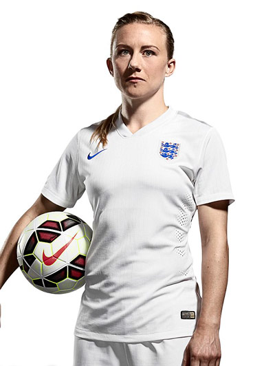Q23. What is the name of the England player who scored a spectacular own goal in the semi-final of the recent 2015 Women's World Cup? Laura Bassett