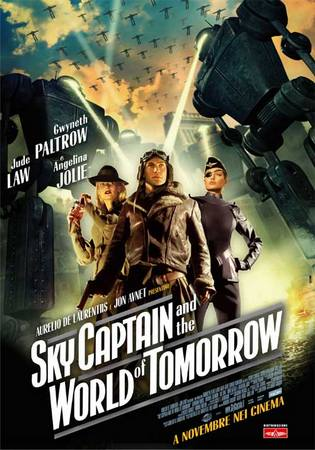 Q34. In the 2004 film Sky Captain and the World of Tomorrow who played the Sky Captain? Jude Law
