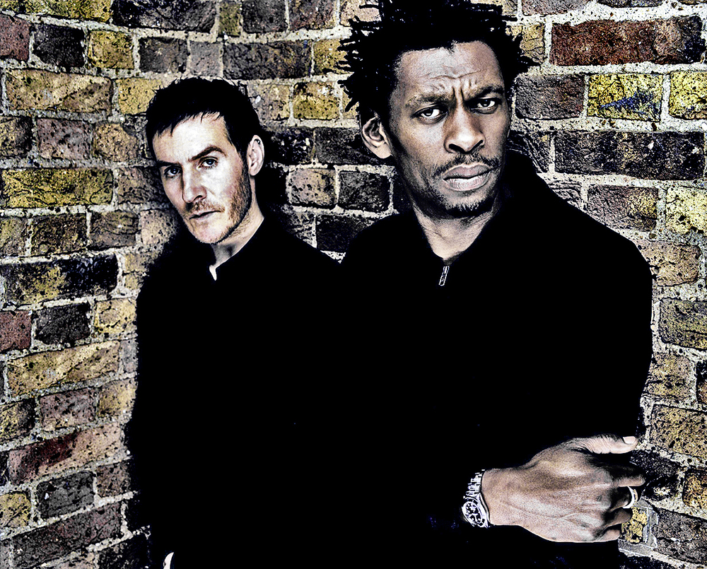 Q14. Which group had a 1998 number one album titled Mezzanine? Massive Attack
