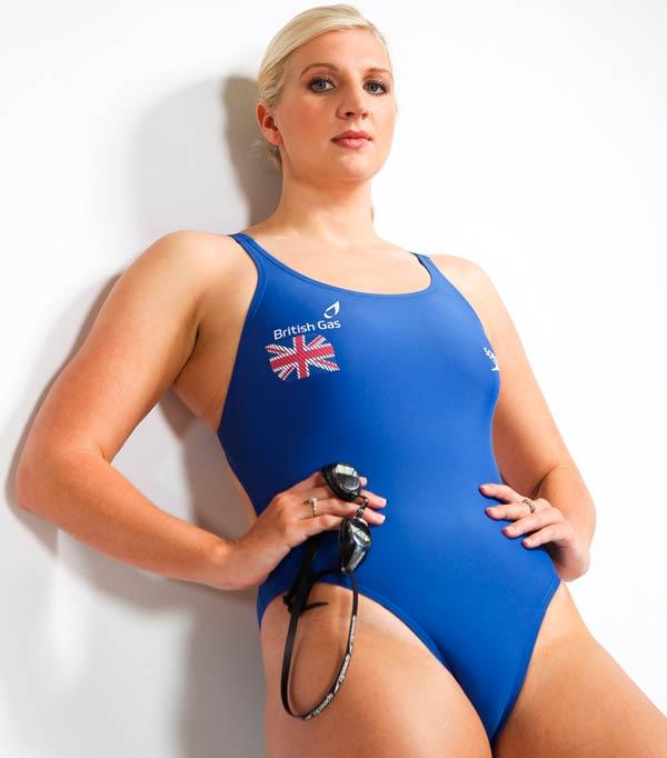 Q26. At the 2008 Olympic Games in Beijing which British swimmer won two gold medals? Rebecca Adlington