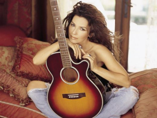 Q13 From This Moment On, That Don't Impress Me Much and Man! I Feel Like A Woman were all late 90s top ten UK hits for which (Canadian) singer? Shania Twain