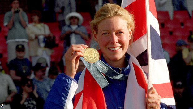 Q22 Team GB have only ever won Gold in the Modern Pentathlon once, at the Sydney Olympics in 2000, who was the winner? Stephanie Cook