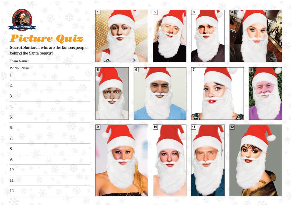 Guess who celebrity faces quizzes