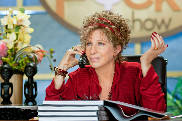 Q35. Who plays Gaylord Focker's mother Roz, in the 2004 movie Meet the Fockers? Barbra Streisand
