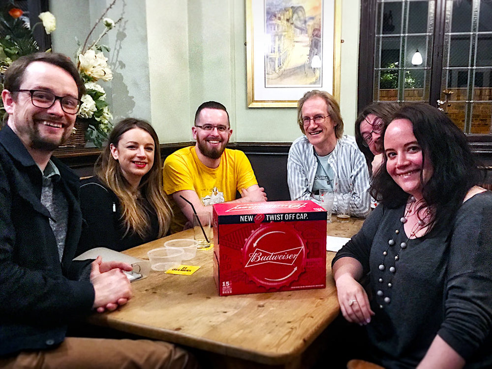 Our winners last week were Spontaneous Wrecks had to make do with the beers but we hope they will be back for Quiz 221 to play for a possible £80 plus!
