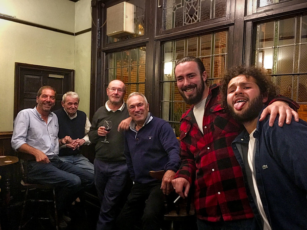 Quiz 237s Winners, The Academy, won the Dart Off only to draw the Beers... maybe the Cash Prize this week chaps?