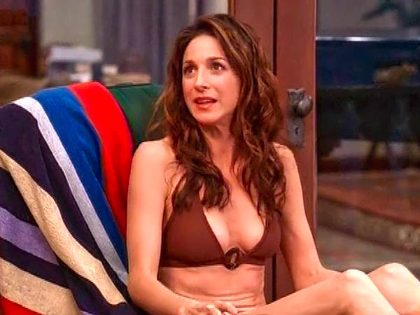 Q40. In the comedy Two and a Half Men which character was played by Marin Hinkle? She played Alan's cheating, vindictive, cold hearted, self-absorbed, and humorless first ex-wife Judith Harper-Melnick