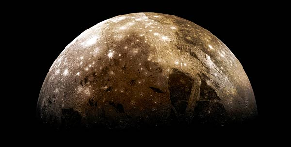 Q05. Ganymede, the largest moon in the Solar System, orbits which planet? Jupiter