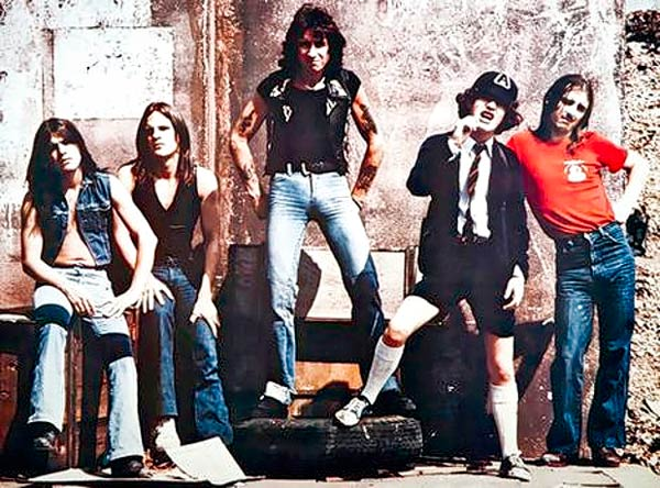 Q17. Dog Eat Dog, Let There Be Rock and Bad Boy Boogie are songs from which legendary rock bands 1977 album? AC/DC