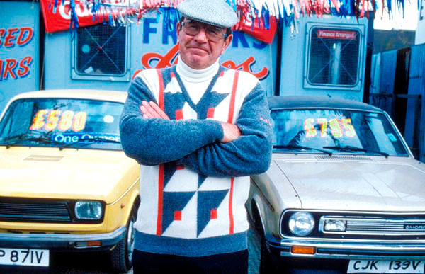 Q18. In 1975 which former Eastender got to number 10 in the UK singles charts with a song titled The Ugly Duckling? Mike Reid