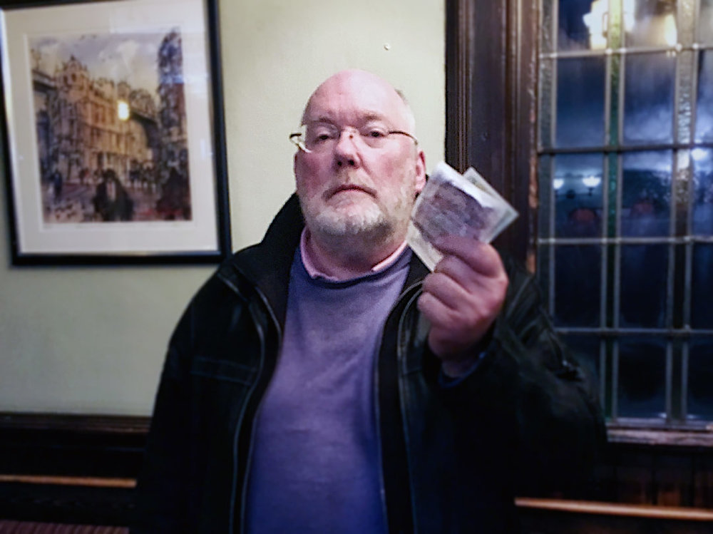 Cosmo the Dog won two weeks ago and his compadre Richard took the Wild Card at Quiz 301. The pair are accumulating some amount of wins between them.