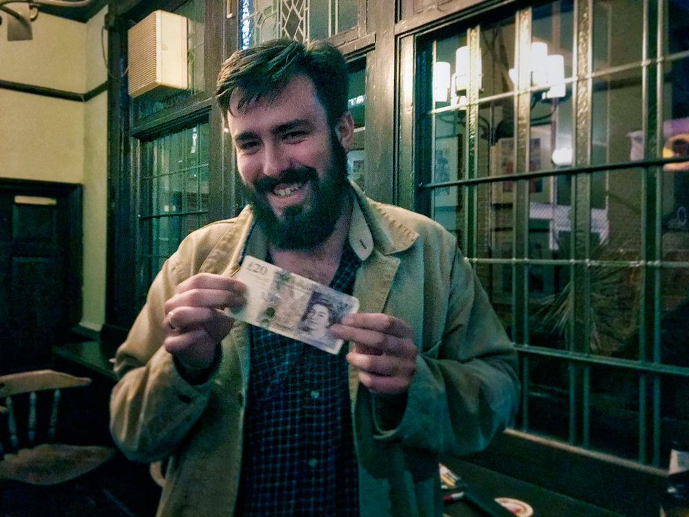 The Wild Card Winner this week was Jay who guessed just one off the actual answer to win £21.