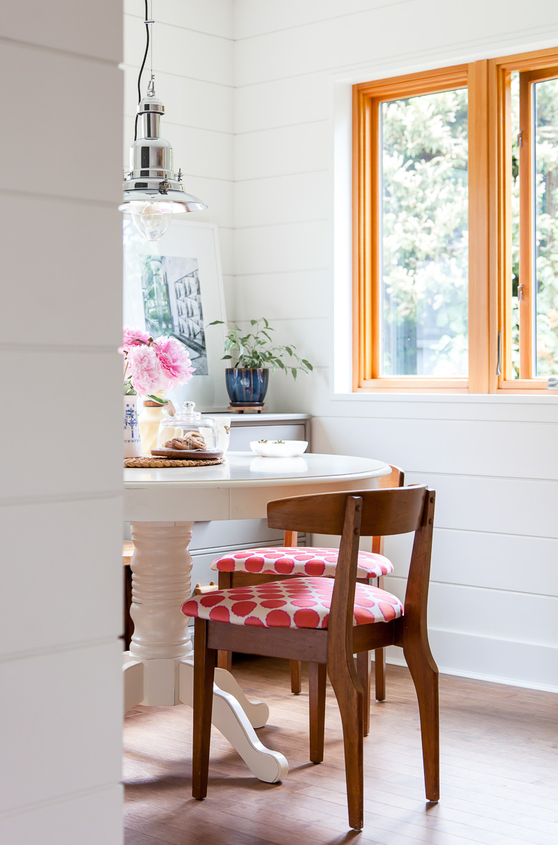 Breakfast Nook: After