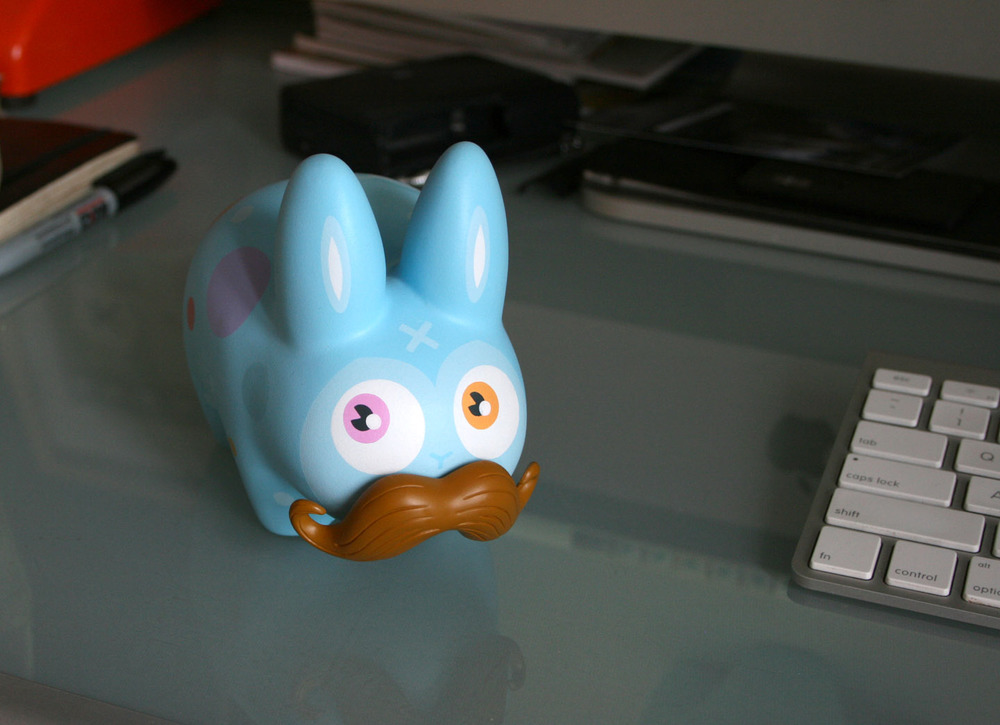 "Custom Labbit ""Bulles"""