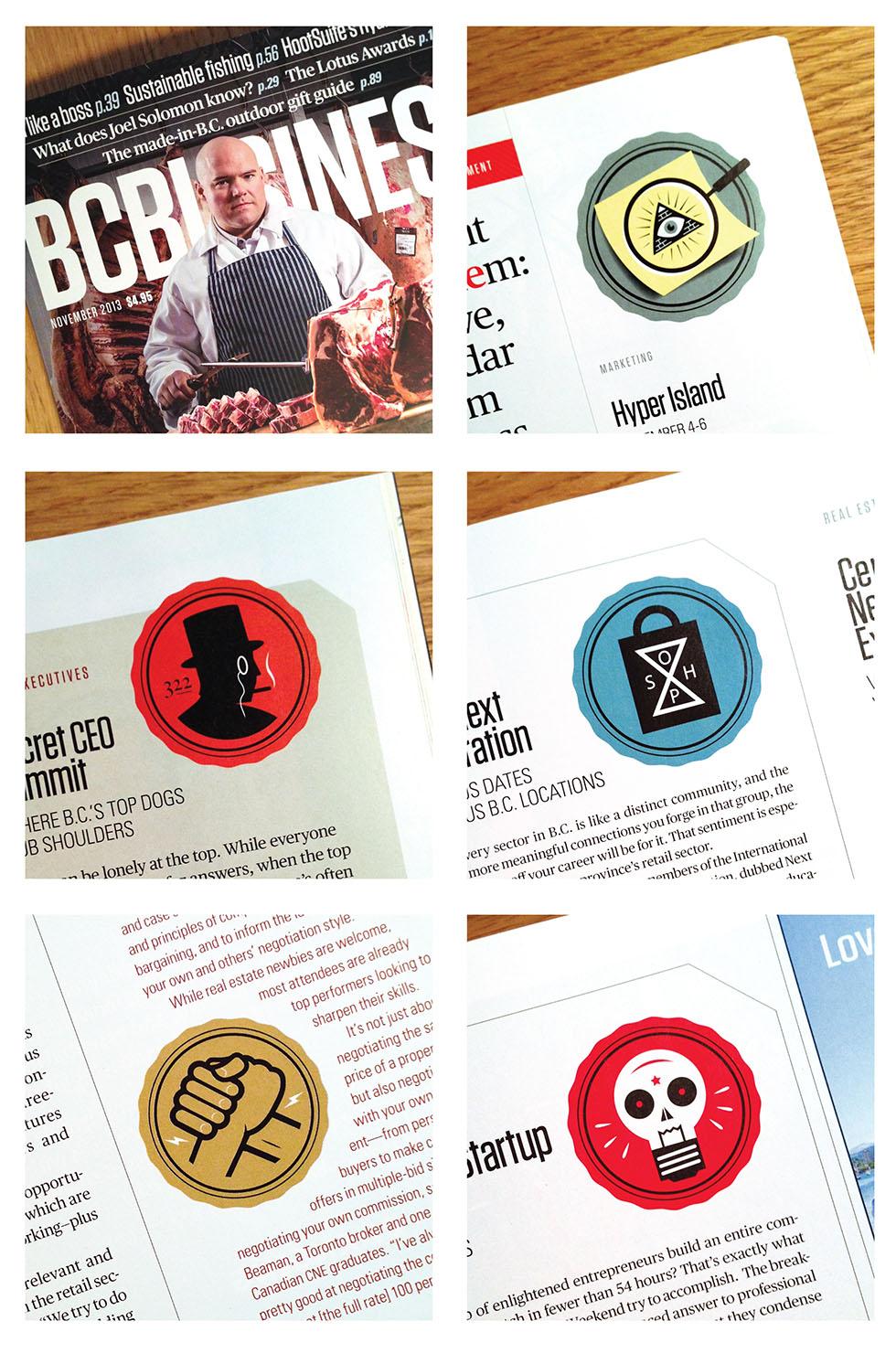 BC Business Icons - Secret Society