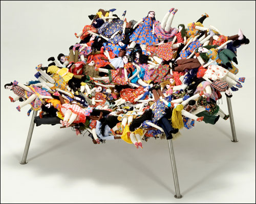 Multidao Chair By Campana Brothers