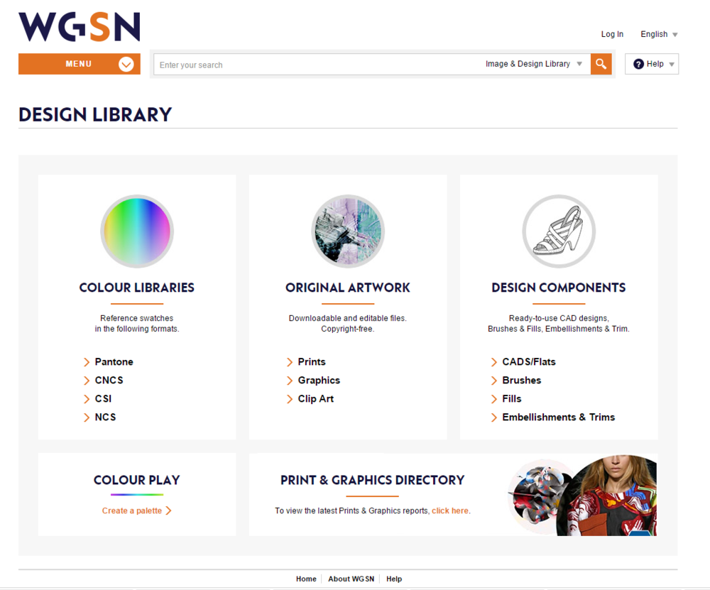 Their design library contains a huge amount of images and design components good for all types of designers to browse, get inspired and use in their projects.