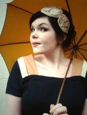 Umbrellas add flair to the cute and sassy.