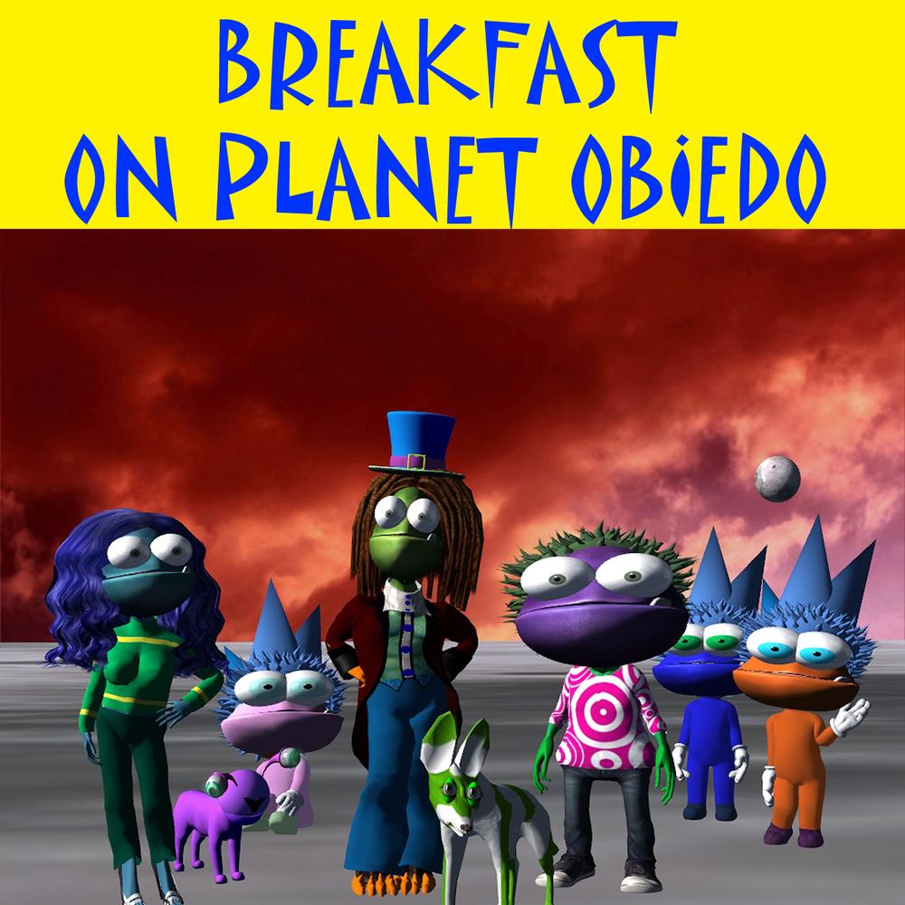 Breakfast on Planet Obiedo by Jody Wright