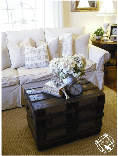 Awesome Steamer Trunk
