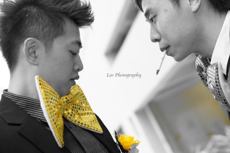 Fatherly advice - Photographer: Chi Kin Lai - Leo Photography