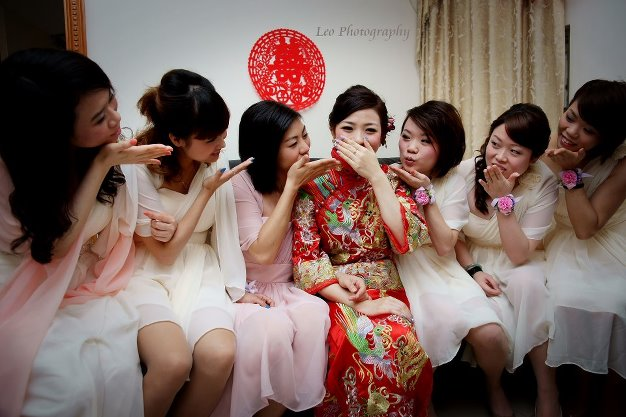 Bridesmaid photos - Photographer:  Chi Kin Lai - Leo Photography (Hong Kong)