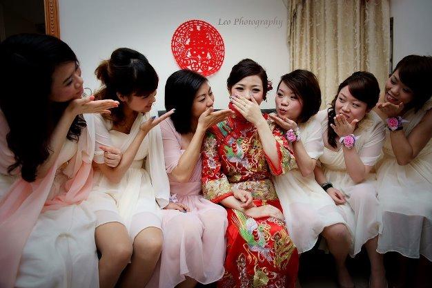 Bridesmaid photos - Photographer: Chi Kin Lai - Leo Photography (Hong Kong)