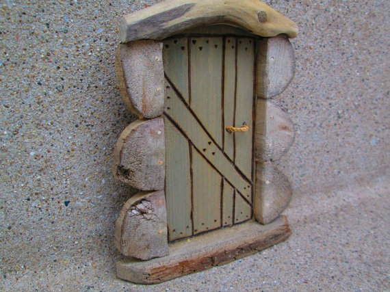 Door Art Garden Decor