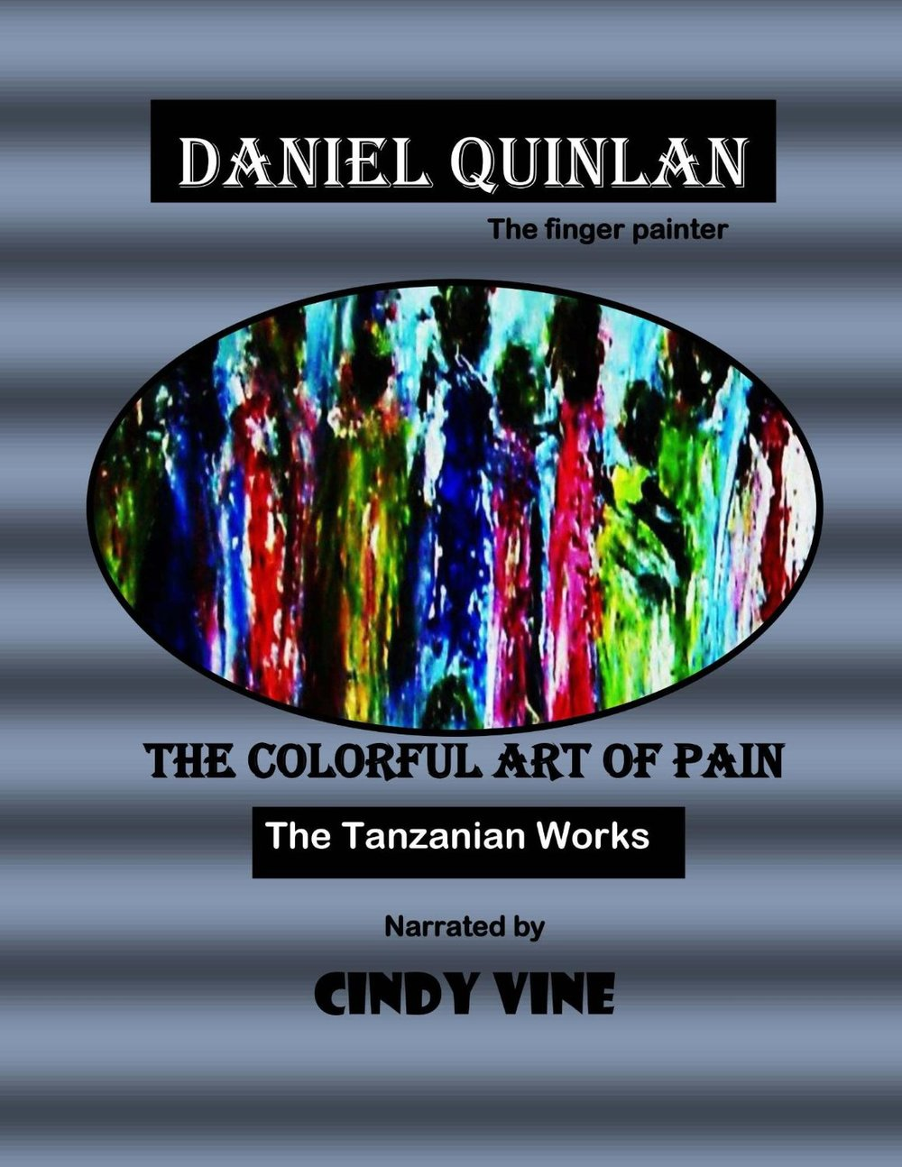 The Colorful Art of Pain book cover