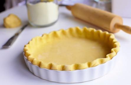 One crust pies