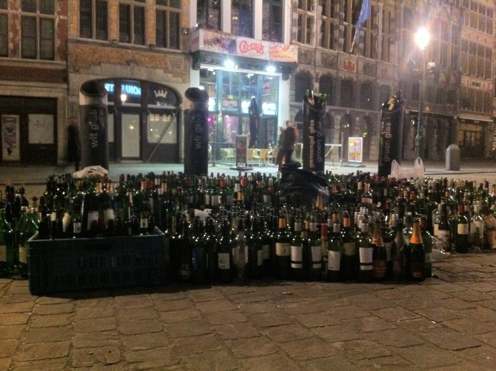 L'Istante in Antwerpen