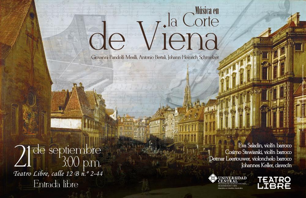 Kammermusik in Bogotá